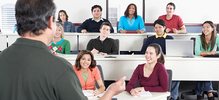 Classroom Design Study ~ Classroom design key contributing factor college students
